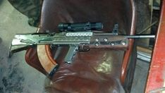 Homemade Firearm Modifications from the Ukrainian Conflict - The Firearm BlogThe Firearm Blog