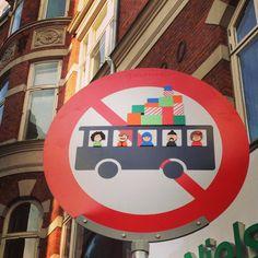 Creative minds on Bagerstraede #Copenhagen (by unknown)