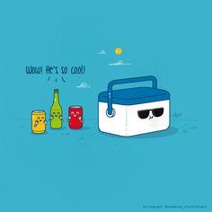Creative Illustrations Create Humorous Visual Puns