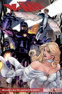 Terry Dodson - X-Men