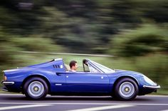 Luxury Sports Cars 500 miles in a Ferrari Dino 246 GT – 13 May 1971 Ferrari Dino 246, Ferrari Car, Lamborghini, Ford Gt 2017, High End Cars, Top Cars, Automotive Art, Super Cars, Maya
