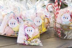 #Bolsas de #chuches #personalizadas para #cumpleaños www.haveanicecake.es
