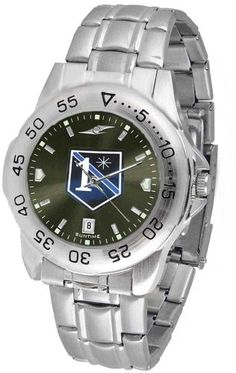 One Ass to Risk 1* - Brotherhood® Police Watch Stainless Band Anochrome Finish 3 Year Warranty -