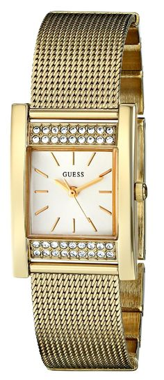 Gold watches women GUESS