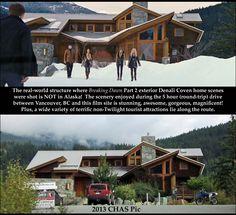 The Denali Coven Home