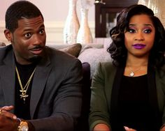 """Toya Wright and Memphitz have decided to call it quits. Toya Wright and Mickey """"Memphitz"""" Wright are working on their marriage in the newest season of WeTV's Marriage Bootcamp: Reality Stars. Celebrity Couples, Celebrity Photos, Lil Wayne Videos, Divorce Agreement, Hollywood Street, K Michelle, Toya Wright, Divorce Settlement, Bad Boyfriend"""