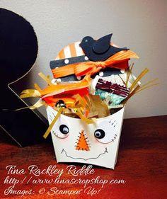 Fry Box Scarecrow