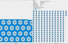 ElenaSomerton — «Схема для чехла на 140 бисерин для русского способа вязания» на Яндекс.Фотках