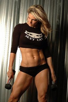 Fitness Model - Gina Ostarly