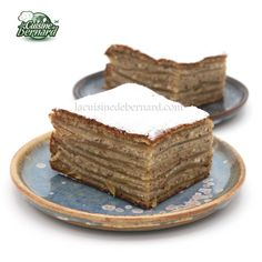 La Cuisine de Bernard : Gâteau pomme sarrasin noisettes Desserts With Biscuits, No Cook Desserts, Dessert Biscuits, Petits Desserts, Lactose Free, Cheesecakes, Beautiful Cakes, Cupcake Cakes, Cupcakes