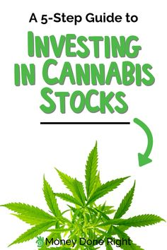 A Guide to Investing in Cannabis Stocks! Legislative changes are helping the global, legal cannabis market. Experts predict that the legal marijuana market will only continue to grow, too! Now is the time to jump on the bandwagon &… Continue Reading → Investing In Stocks, Investing Money, Stock Investing, Stocks To Invest In, Investment Tips, Investment Portfolio, Retirement Investment, 100 Pour Cent, Bollinger Bands