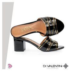 Tamanco Di Valentini na loja Capanema . ♥