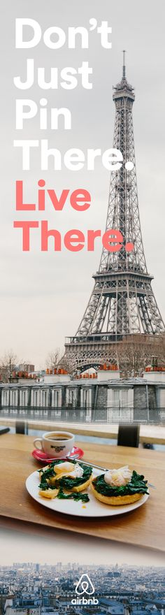 Discover the best ways to feel like you #LiveThere in our Paris neighborhood guide.
