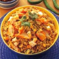 Scottish Recipes: Kedgeree - one of my favorite dishes as a kid!