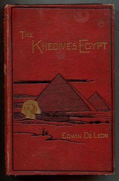 ...Edwin De Leon  1877