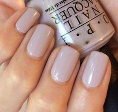 - Pink nails – OPI nails – manicure inspo – infinite shine – Nail Lacquer – OPI Lisbon – f - Light Purple Nails, Purple Nail Polish, Opi Nail Polish Colors, Neutral Nail Polish, Opi Pink, Opi Polish, Toe Nail Polish, Nails Opi, Manicure And Pedicure