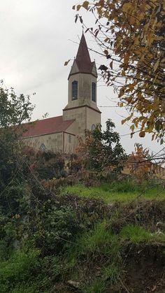 Iglesia de Puerto Octay - Chile