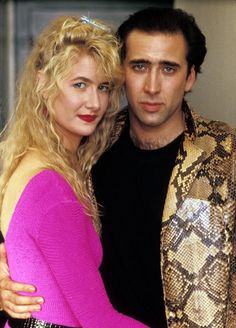 Wild At Heart directed by David Lynch starring Laura Dern & Nicholas Cage