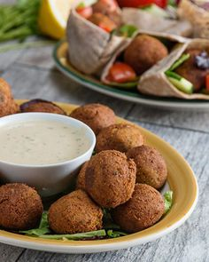 Here's How To Bring The Street Food To Your Home With Homemade Falafel