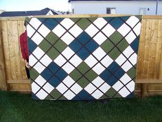 I decided to take the plunge and enter the Blogger's Quilt Festival , hosted by Amy's Creative Side . I missed it last year because, well, ...