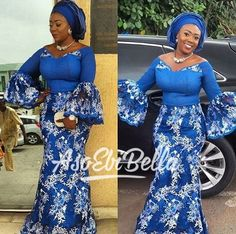 BellaNaija Weddings presents #AsoEbiBella – Vol. 183 – The Latest Aso Ebi Styles