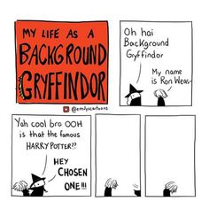 Background Gryffindor