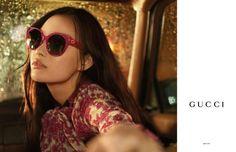 Gucci Spring 2017 Eyewear Campaign | Tom + Lorenzo