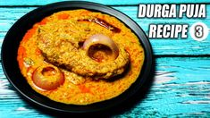 প্রতিদিনের রুই মাছ দিয়ে এমন ফিশ রেজালা উৎসবের দিন স্পেশাল করে দেবে | Fis... Bengali Fish Recipes, Hummus, Ethnic Recipes, Food, Essen, Yemek, Meals
