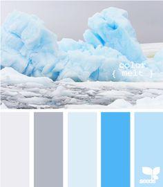 airy color palette good for a summer wedding Colour Pallette, Color Palate, Colour Schemes, Color Combos, Color Melting, Design Seeds, Make Color, Colour Board, Deco Design