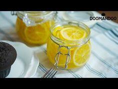 레몬청 만들기/ レモンの砂糖漬け/ Matured in sugar lemon - YouTube