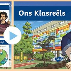 Kleur Plakkate A4 - Teacha! Afrikaans, A4