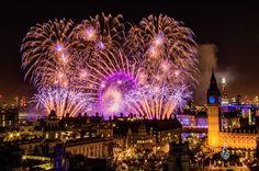 New Year Eve Celebration - London, England