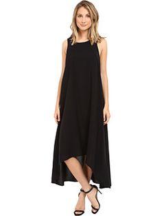 b66bc22c00996 Culture Phit Payton High-Low Dress (Black) Women s Dress