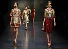 DG Fall Winter 2013.14 Collection 22 Dolce & Gabbana Fall Winter 2013 14 Collection