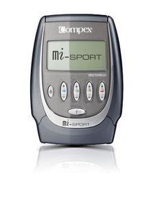 Compex Mi sport en www.electroestimulaciondeportiva.com. Para los que lo quieren todo