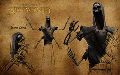 Morrowind Bonelord
