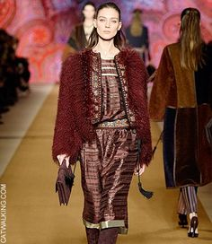 Etro AW14 – Ready-to-Wear Collection