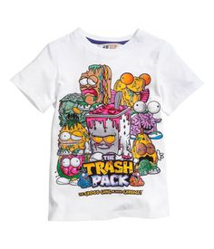 Trash Pack t-shirt