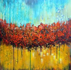 Buy Red passion, Acrylic painting by Areti Ampi on Artfinder. Discover thousands of other original paintings, prints, sculptures and photography from independent artists.