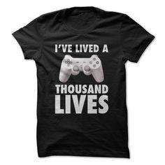 I've Lived A Thousand Lives - Gaming