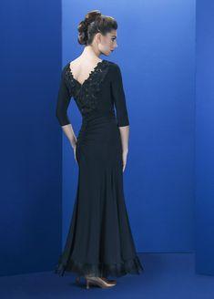 aee002f9a040 Stock Clearance Chrisanne Clover LBD Larissa Ballroom Dress