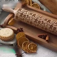 Finally, an easy way to prepare the most beautiful and original Christmas cookies in just minutes! This unique, Christmas Rolling Pin would make a perfect Christmas gift for your wife, mother, friends (women or men) or anyone who loves to bake and loves the magic of Christmas! Now available 70%OFF with Free Shipping!! Only on neulons.com