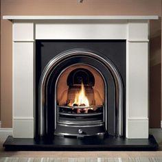 Gallery Brompton Limestone Fireplace