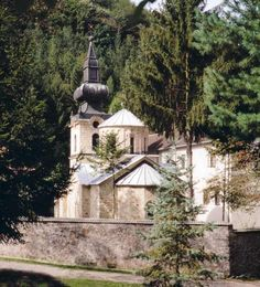 Manastir Tronoša blizu Loznice #Srbija