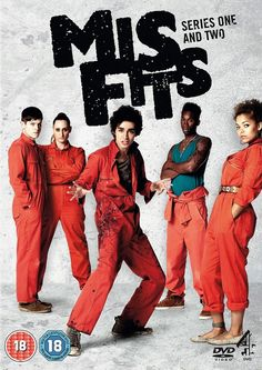 Misfits , this show was hilarious