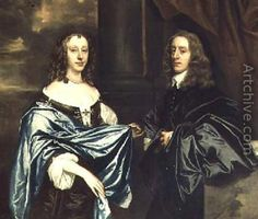 Hon. James Herbert (c. 1623 – April 1677)   Herbert was the son of Philip Herbert, 4th Earl of Pembroke [grandson of Anne Parr] and his wife Susan de Vere, daughter of Edward de Vere, 17th Earl of Oxford. He married to Jane Spiller daughter of Sir Robert Spiller of Laleham.