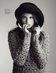 textured knit  - l'officiel