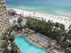 Holiday Inn Panama City Beach, FL ✨ #TheCrazyCities #crazyPanamaCity
