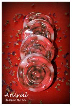 Amper Rose Soap