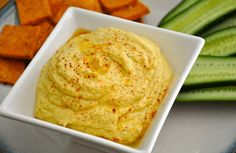 Creamy Cauliflower Dip Recipe